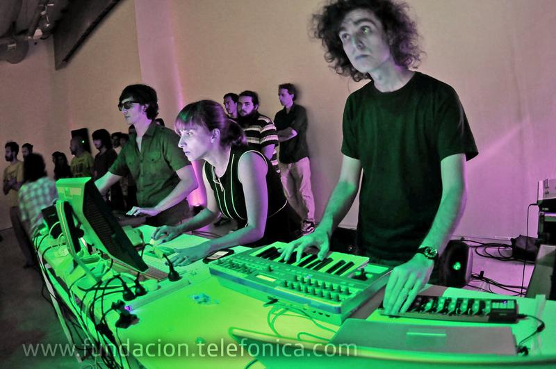 El Espacio Fundación Telefónica en Buenos Aires acogió la tercera edición de Panorámica.