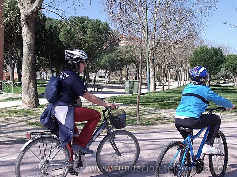 Los participantes harán un recorrido de 10 kilómetros por el Anillo Verde de Madrid, desde Canillejas hasta Las Tablas.