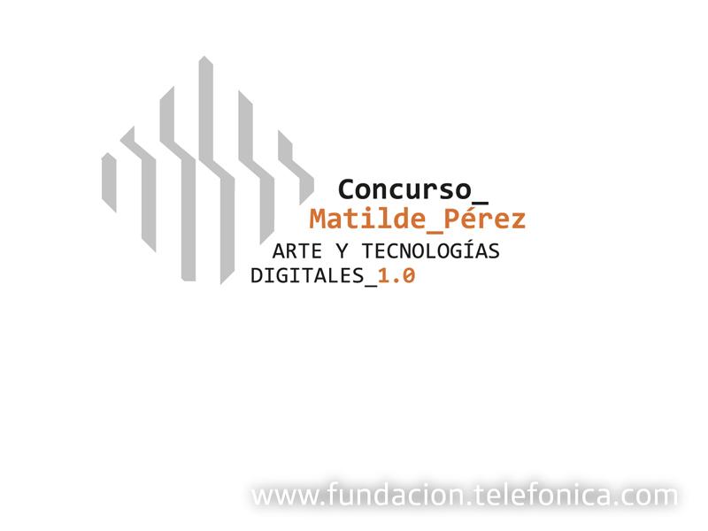 Fundación telefónica organiza en Chile el Concurso Matilde Pérez, una iniciativa para apoyar a los jóvenes artistas digitales.