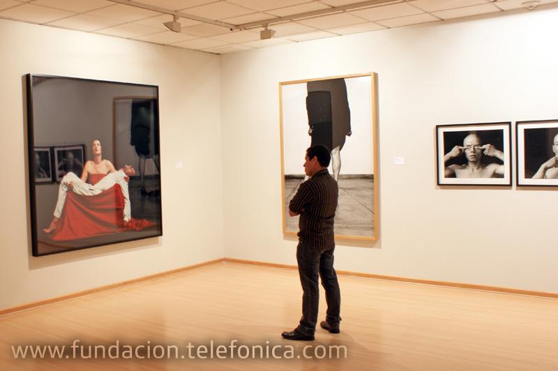 La Colección de Fotografía Contemporánea de Telefónica inicia en Lima su itinerancia por Latinoamérica.