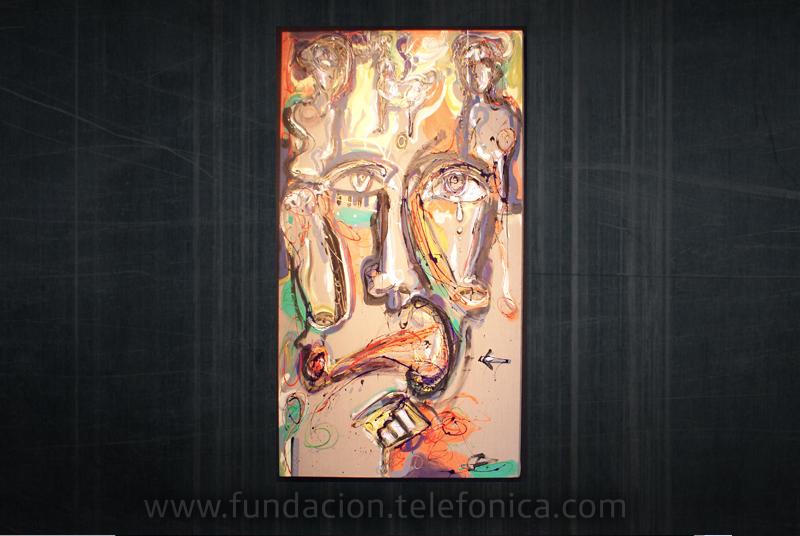 Fundación Telefónica promueve la difusión del Arte a través de la exposición Delirantes.