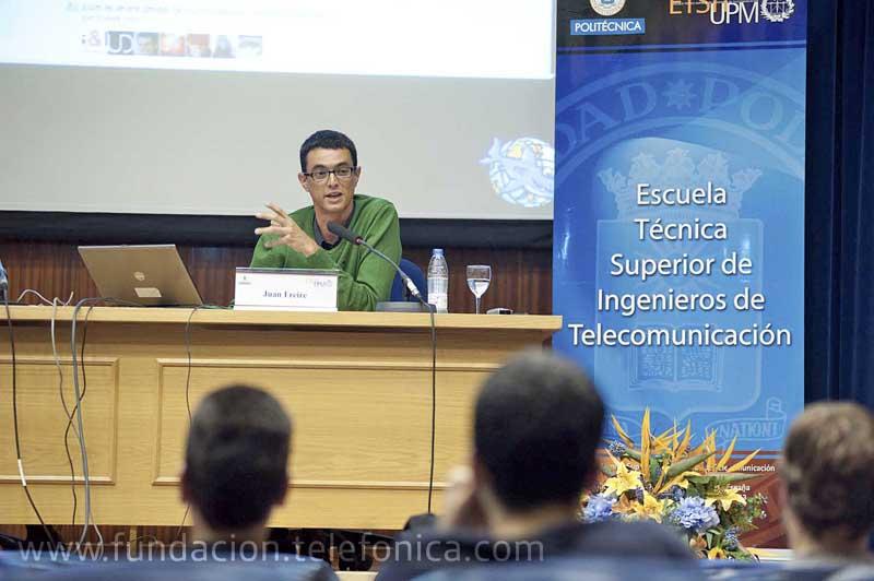 Juan Freire es biólogo, profesor universitario y emprendedor.