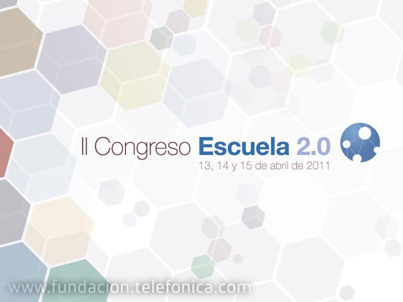Fundación Telefónica participa en el Congreso Escuela 2.0