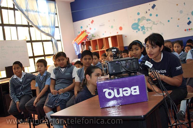 Más de 225 niños han sido beneficiados por Guatemala, Argentina y España a través del proyecto Escuelas Amigas.