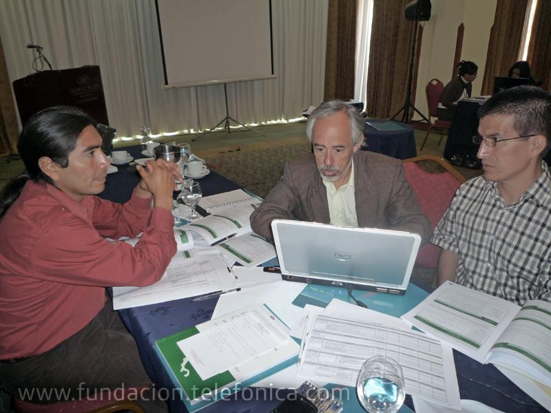 Fundación Telefonica participa en el seguimiento a la Hoja de Ruta para hacer de Guatemala un país libre de trabajo infantil.