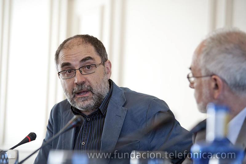 Alfons Cornelia, codirector del Movimiwento E3.