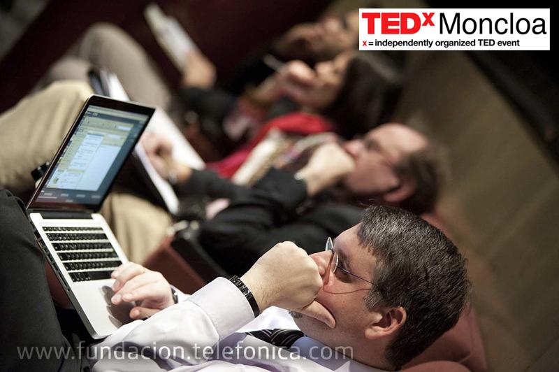 TEDx Moncloa: Ideas, Redes y Personas.