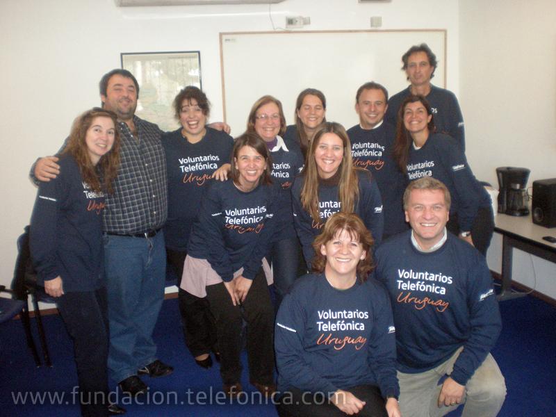 Lanzamiento Voluntarios Telefónica 2.0