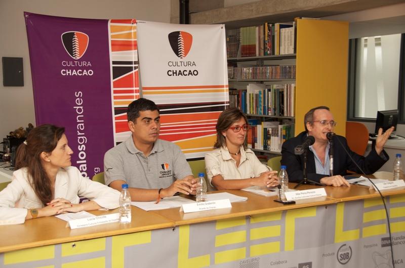Fundación Telefónica estará presente durante el 3° Festival de la Lectura Chacao.