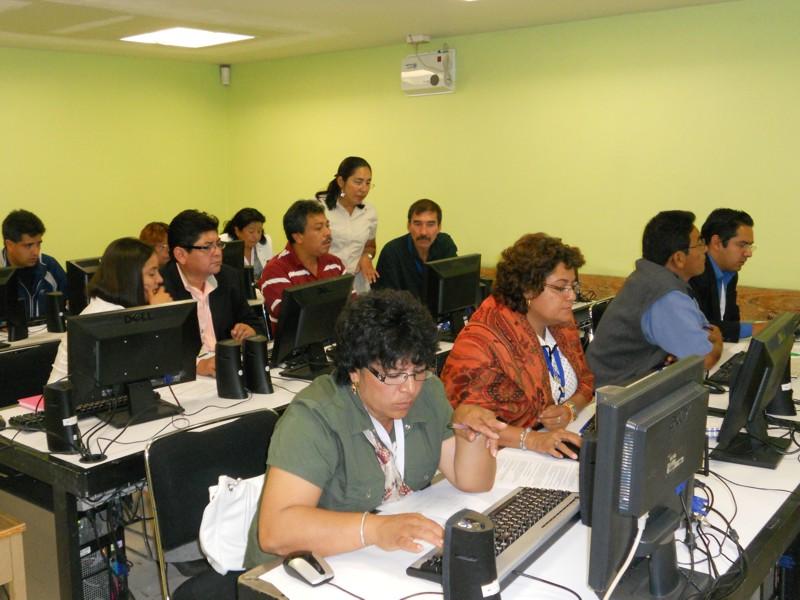 Se realizó el primer Encuentro de  Docentes de las Aulas Fundación Telefónica  en México