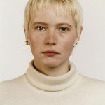 Thomas Ruff. Retrato (A. Kachold), 1987. Cortesía: Johnen Galerie, Berlin. © Thomas Ruff. VEGAP. Madrid, 2011