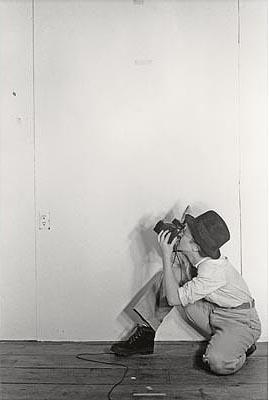Cindy Sherman. Sin título fotográma, 1978. Colección SAMMLUNG VERBUND, Vienna. Cortesía Cindy Sherman / Metro Pictures © Cindy Sherman