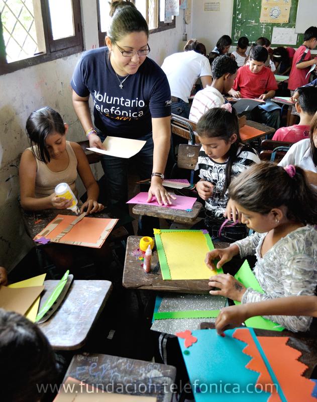 Más de 30 colaboradores se trasladaron a esta ciudad ubicada al norte de la capital nicaragüense para celebrar con niños del programa Proniño