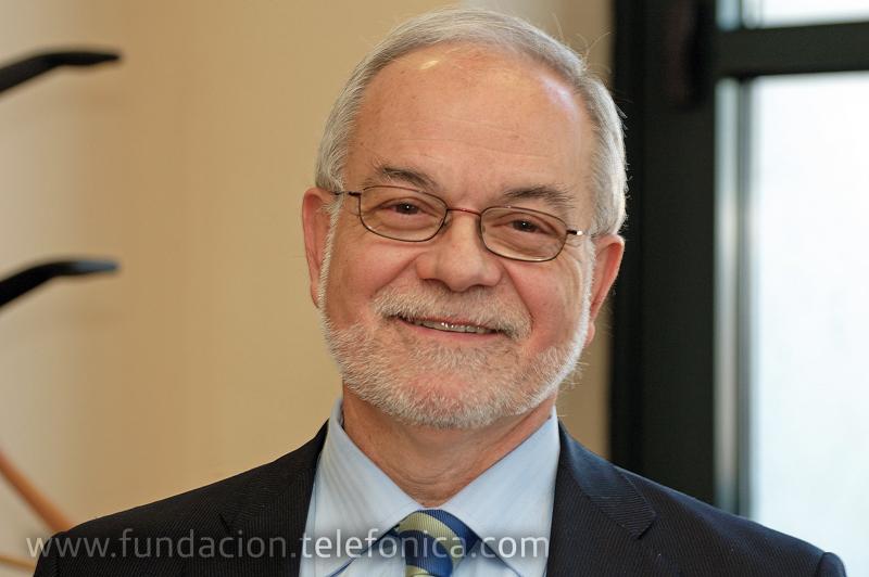 Javier Nadal es vicepresidente ejecutivo de Fundación Telefónica desde 2005.
