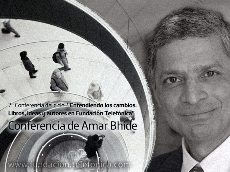 Bhidé es autor además de numerosos artículos de economía empresarial en medios como Wall Street Journal, The New York Times, BusinessWeek, Forbes,The Financial Times y The LA Times.