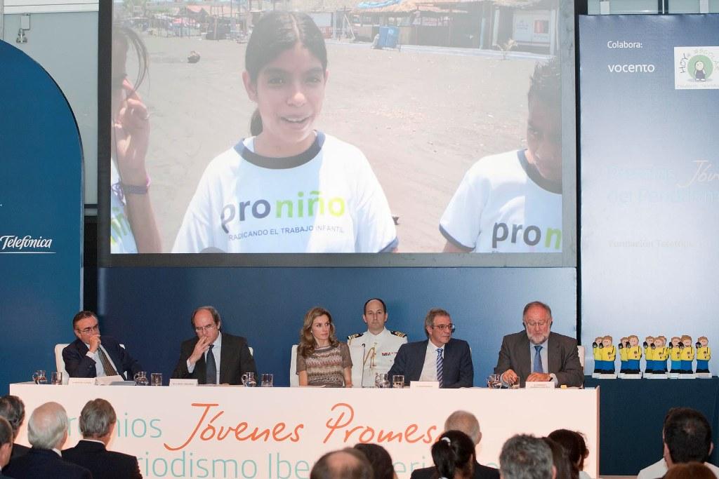 El acto de entrega de premios se celebró en la sede de Telefónica, en Distrito C.