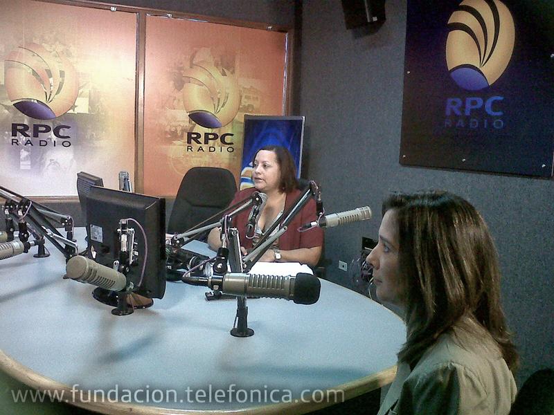 Los principales programas de radio del país difundieron una campaña de sensibilización contra el trabajo infantil.
