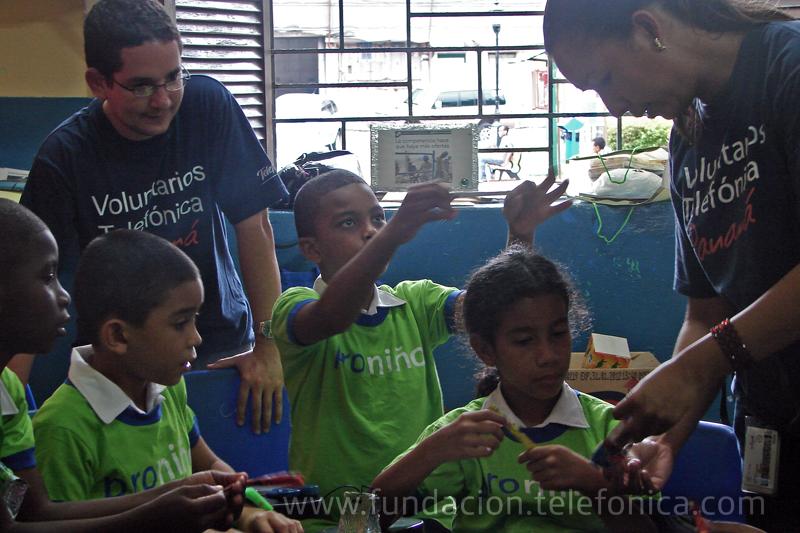 La actividad se desarrolló en la Escuela Nicolás Pacheco, en la ciudad de San Felipe.