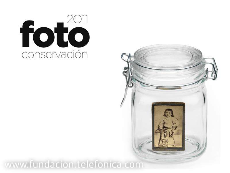 """Fundación Telefónica en la Conferencia Internacional """"30 años de ciencia en la conservación de fotografía"""", Fotoconservación2011"""