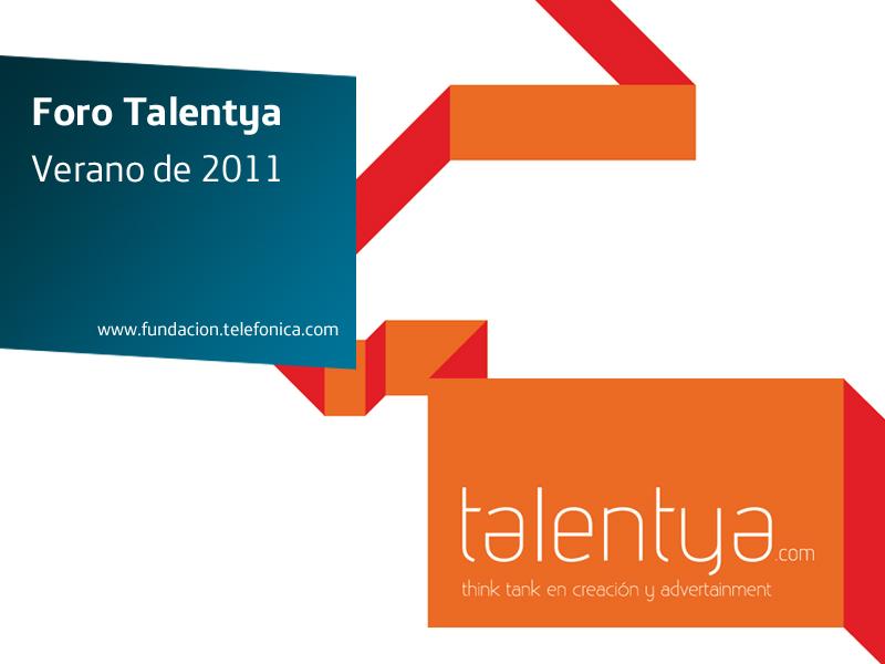 Foro Talentya Verano de 2011