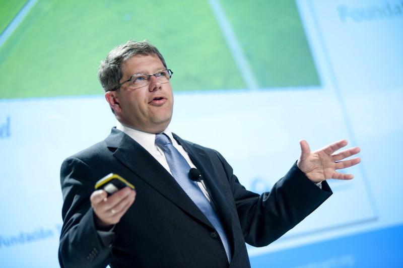 Bart van Ark, economista jefe y vicepresidente de The Conference Board