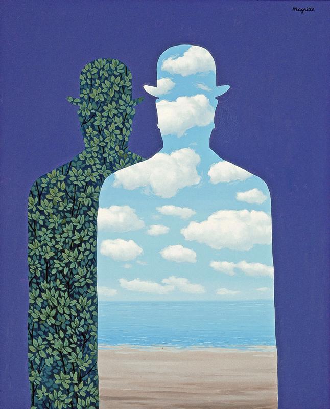 El Museo de Bellas Artes de Bilbao expone hasta finales de septiembre la obra de René Magritte La Belle Societé, perteneciente a la Colección de Arte de Telefónica.
