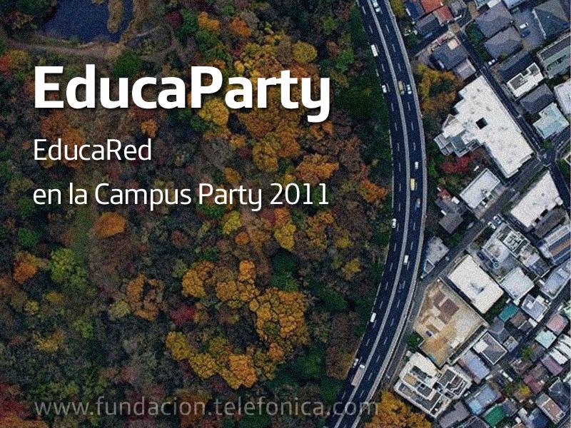 """EducaParty: """"Reinventando la educación"""""""
