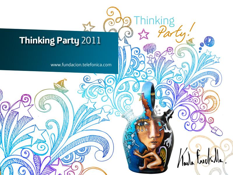 La Thinking Party 2011 te invita a descubrir los diversos modos de afrontar la realidad.