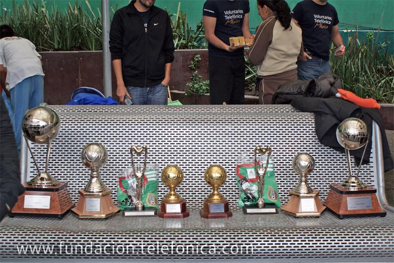 El colegio Joaquín García Icazbalceta resultó vencedor en las dos categorías: masculina y femenina.