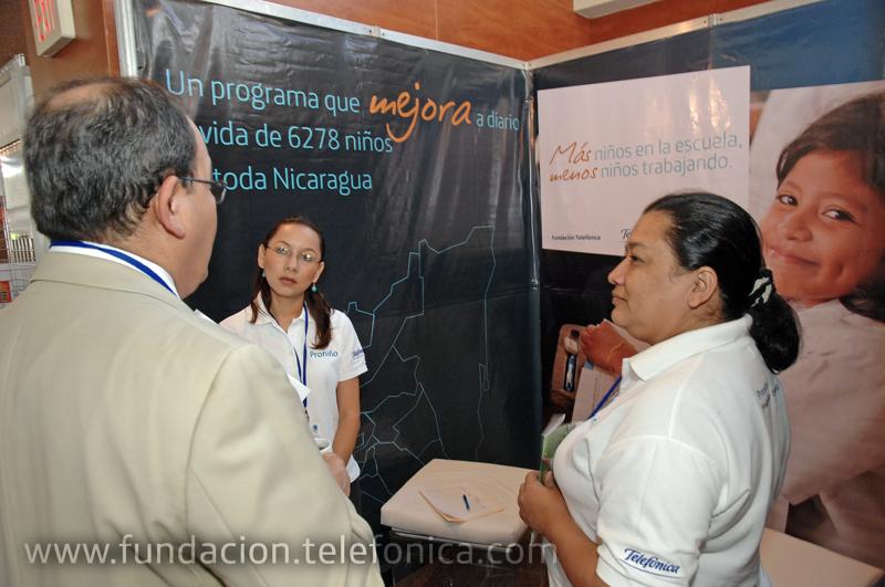 La Unión Nicaragüense para la Responsabilidad Social Empresarial (Unirse) organizó esta feria que se desarrolló en Managua.