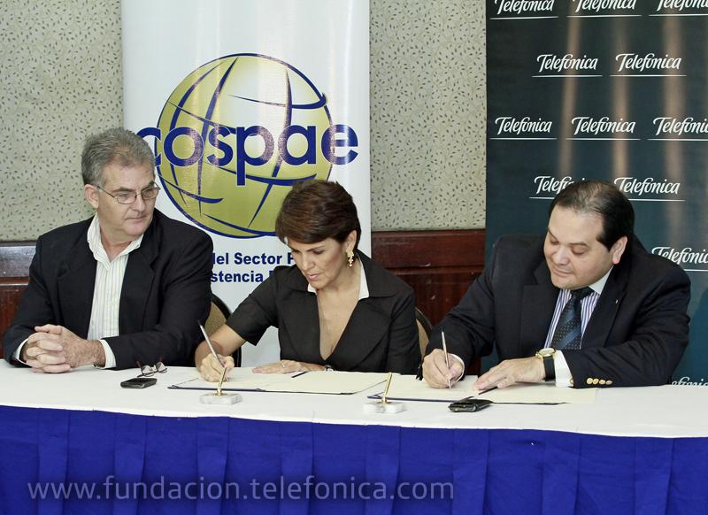 Para la puesta en marcha del programa se han firmado convenios con INADEH y COSPAE.