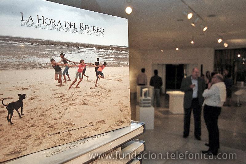 """""""La Hora del Recreo"""" se presentó en la Galería Carlos Woods, Arte Antiguo y Contemporáneo de la capital guatemalteca."""