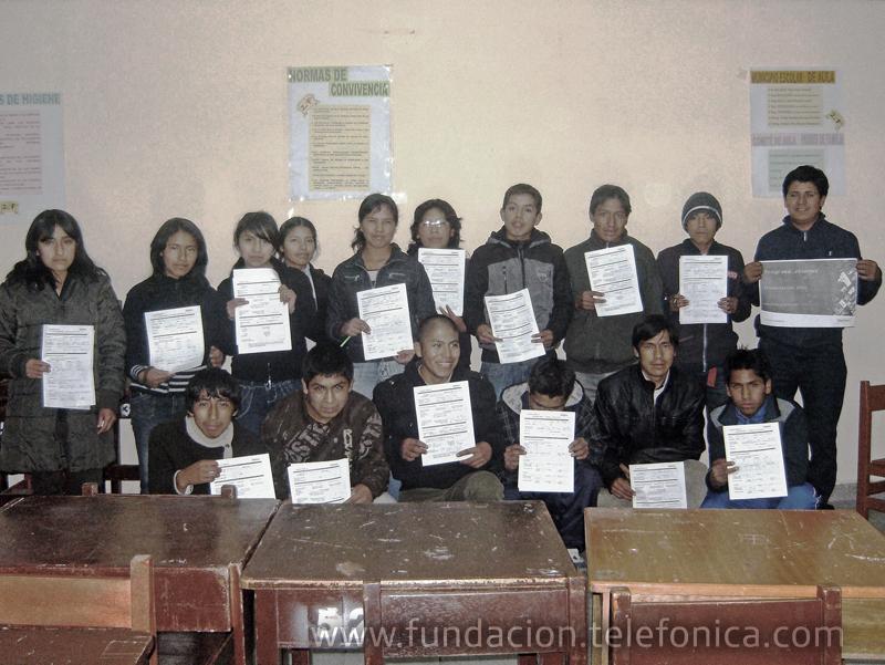 Red Internacional Jóvenes Fundación Telefónica Perú