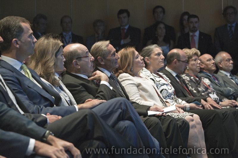 El Encuentro, organizado por AMETIC y Fundación Telefónica, se ha desarrollado en la Universidad Internacional Menéndez Pelayo, en el Paraninfo de la Magdalena de Santander del 5 al 8 de septiembre.