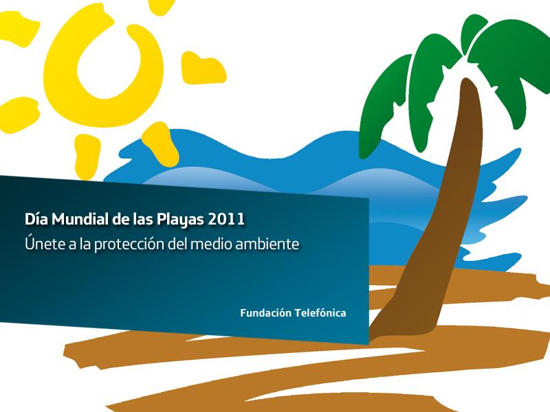Día Mundial de las Playas 2011: Únete a la protección del ambiente este 17 de septiembre de 2011.