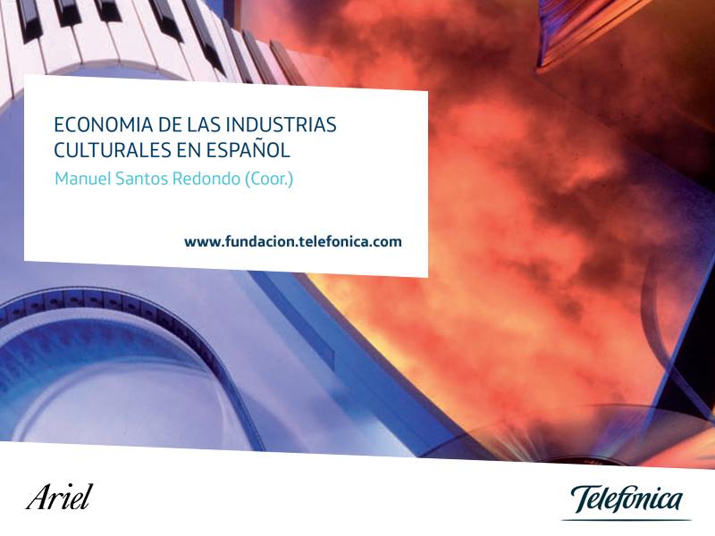 """Presentación en Santander del libro """"Economía de las industrias culturales en español"""""""