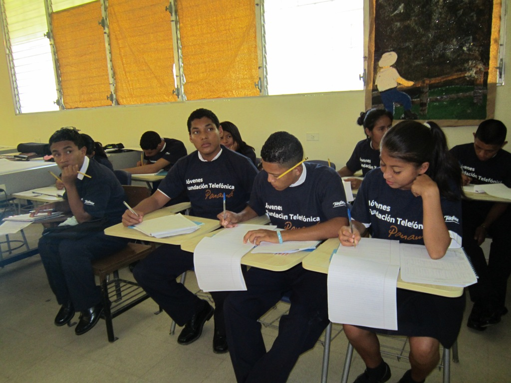 Los Talleres de Orientación Vocacional están pensados para ofrecer un apoyo a los jóvenes que aún no tienen decida la carrera u oficio que estudiarán.