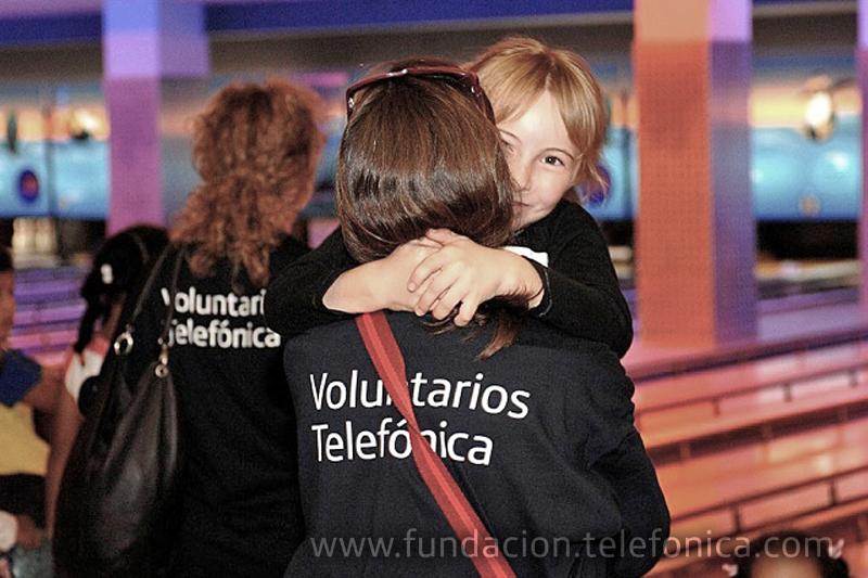 Día Internacional del Voluntario Telefónica 2011