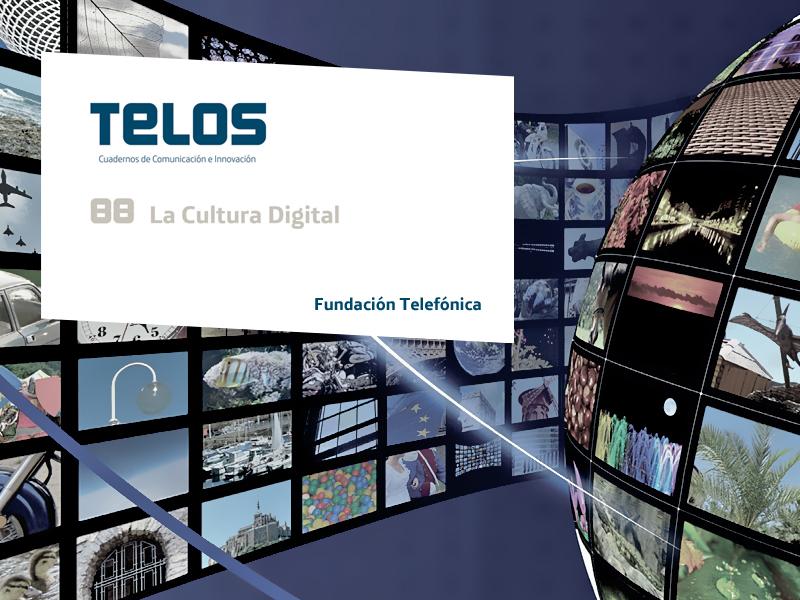 """La revista TELOS dedica su número 88 a """"La cultura digital"""""""
