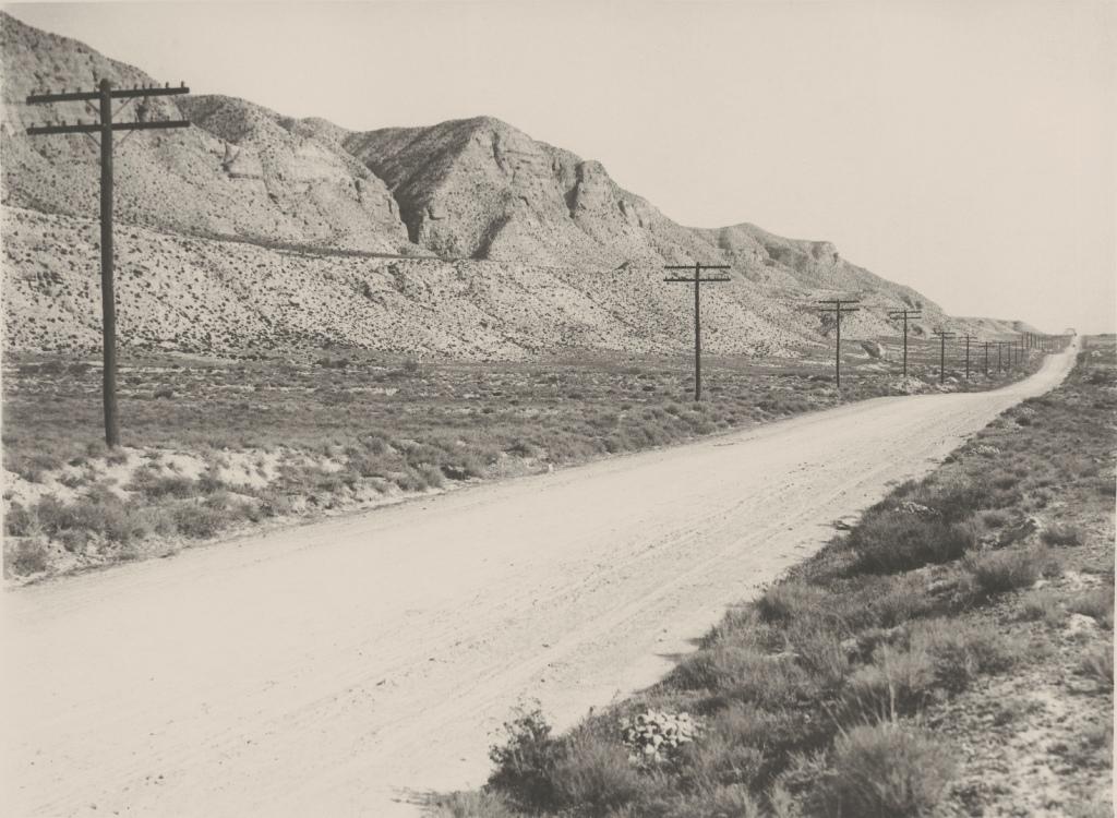 Gaspar, 1926. Montañas cerca de Osera, Zaragoza