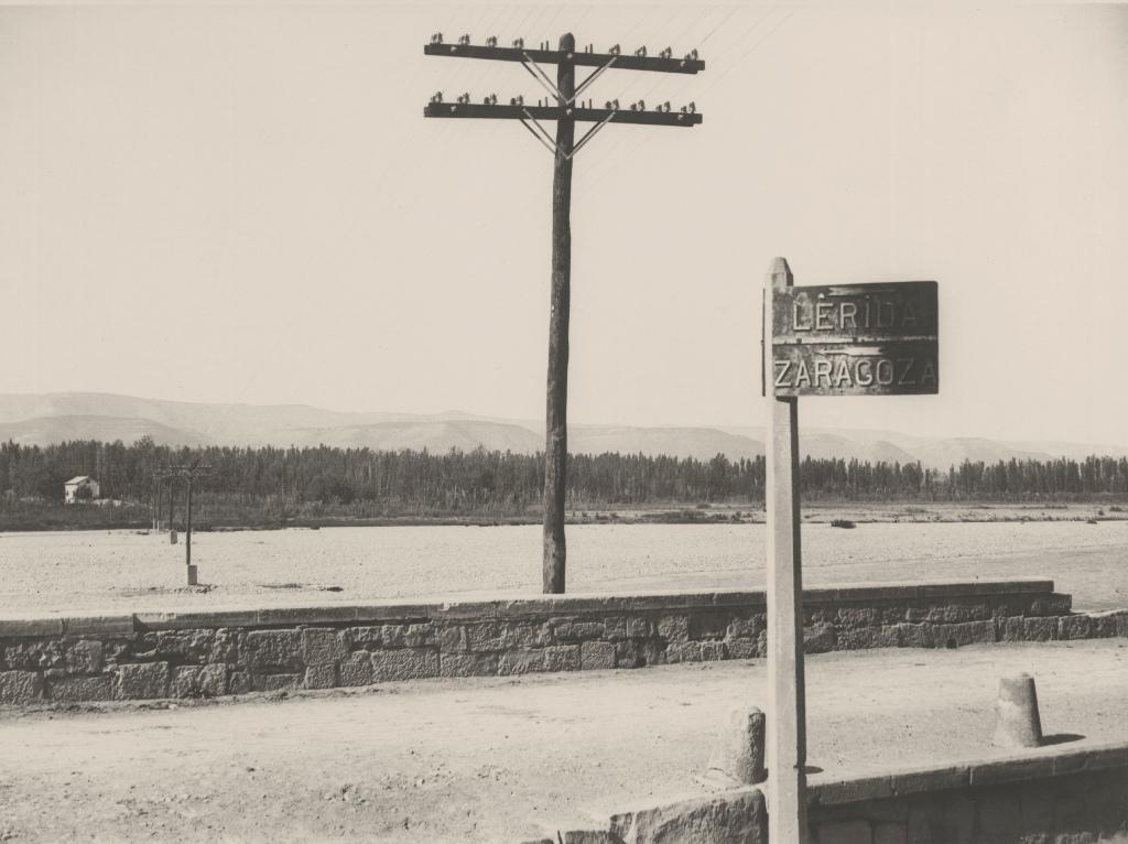 Gaspar, 1926. Fraga, Huesca
