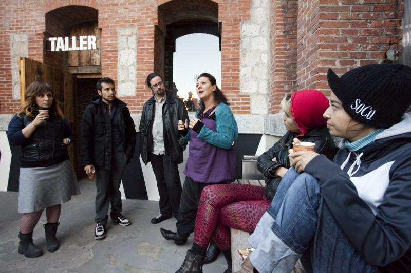 La actividad tuvo lugar los días 26, 27 y 28 de octubre de 2011 en las instalaciones de Matadero Madrid.