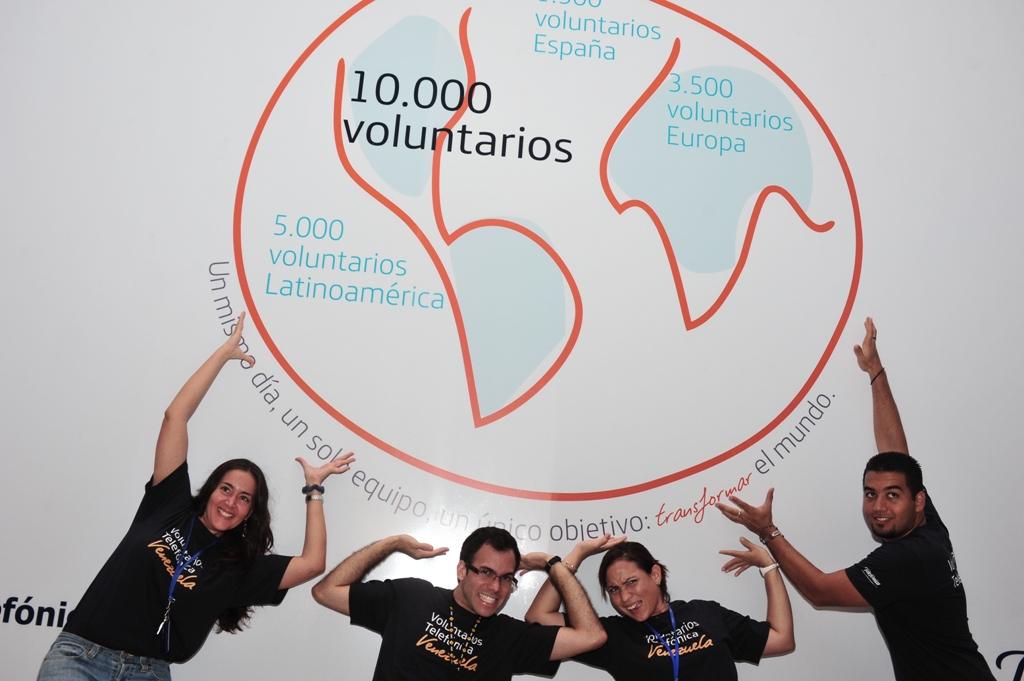 En esta ocasión, se desarrollaron actividades en 21 países.