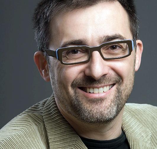 Antoni Gutiérrez-Rubí, autor del libro.