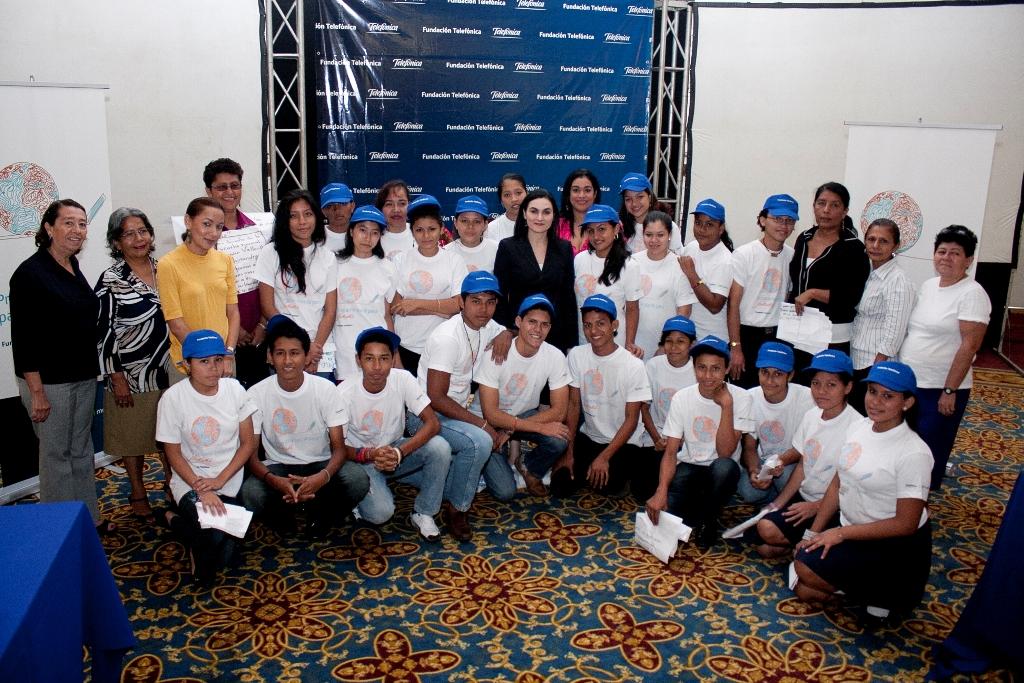 Aunque el programa ya venía trabajando en el país centroamericano, el lanzamiento marca su nacimiento oficial.