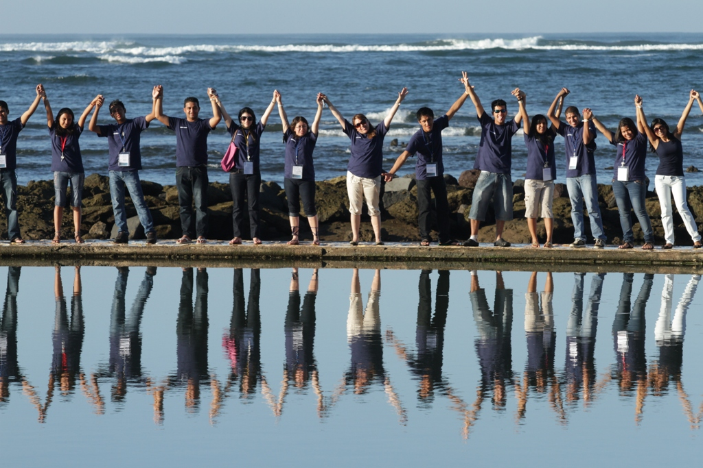 Se celebra el I Encuentro Nacional de Jóvenes Fundación Telefónica en Panamá