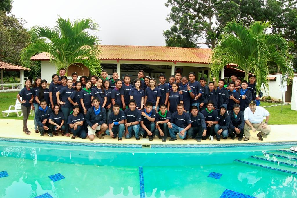 Todos los participantes en el Encuentro