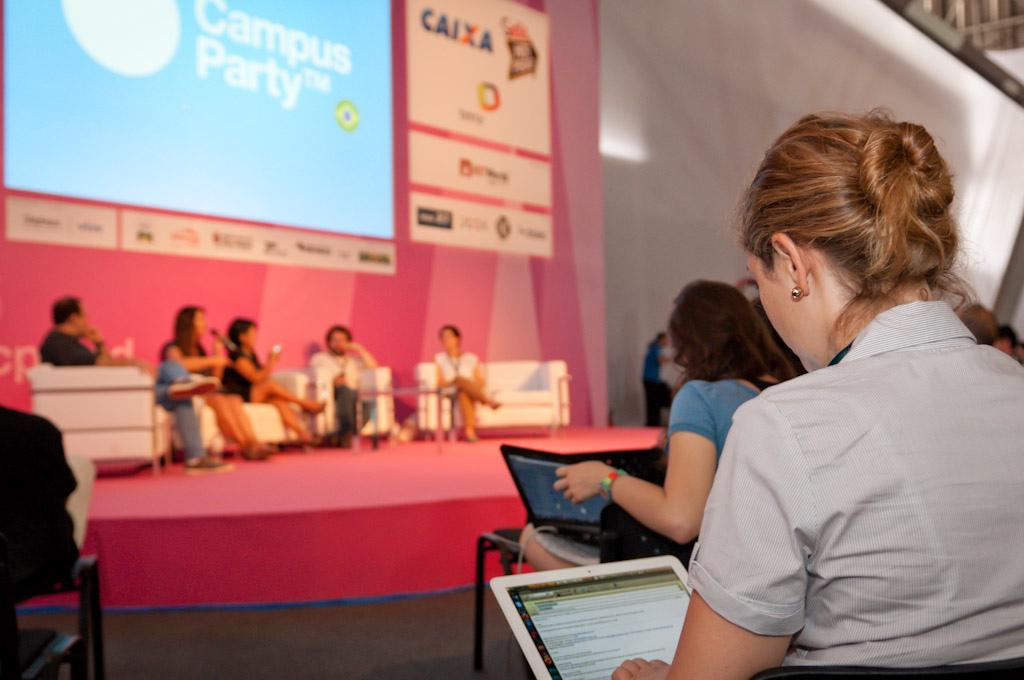 Más de 250 docentes debatieron sobre el futuro de la educación en la EducaParty celebrada en Sao Paulo.