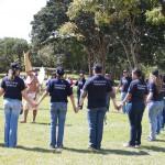 La actividad  sirvió para ahondar sobre la cultura venezolana y para concientizar a un grupo de jóvenes y de Voluntarios Telefónica sobre el calentamiento global.