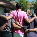 """""""Desde los jóvenes para los jóvenes"""", un semillero de paz en El Salvador"""